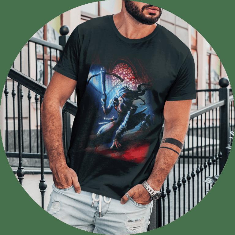 Fantasy T-shirts Faction Fantasy