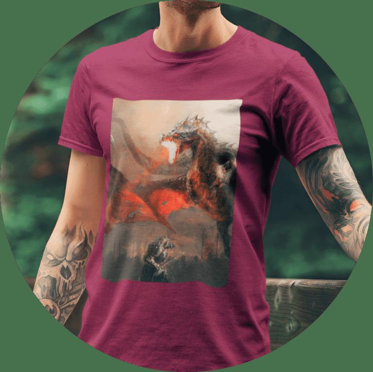 Fantasy T-shirts Historical Fantasy