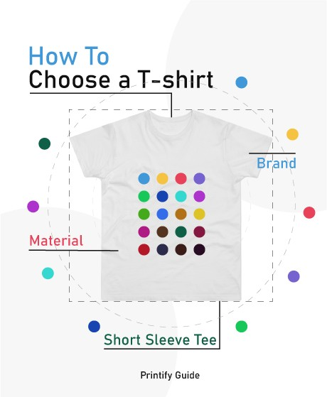 How to choose a t-shirt – Guide