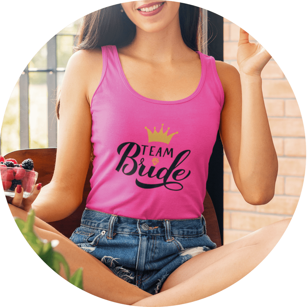 Personalized Gifts For Her Tank Top