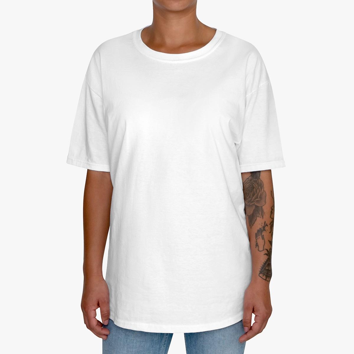 Print On Demand Champion T-shirts Womens T-shirt