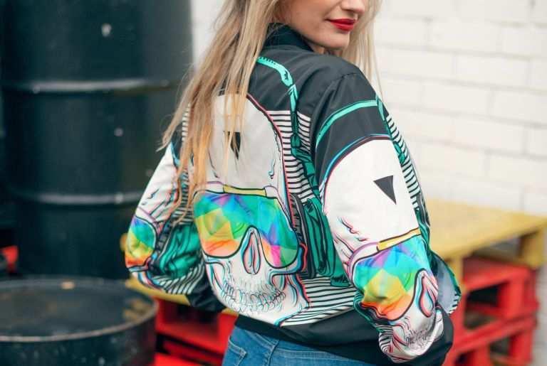 Custom Jackets Printify