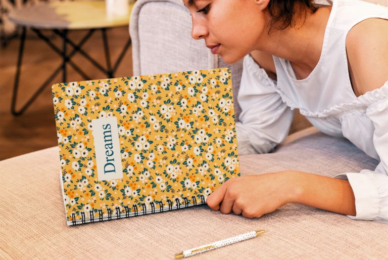 Custom Notebooks And Journals Printify