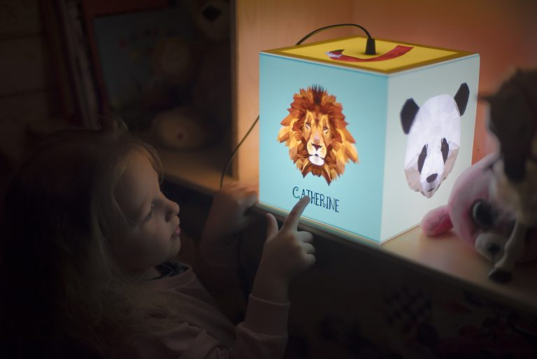 Personalized Lamps For Kids