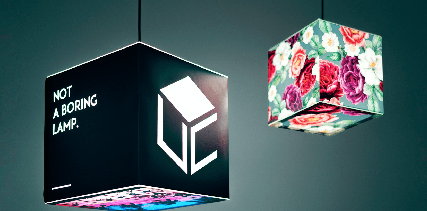 Let your ideas shine bright: introducing personalized lamps