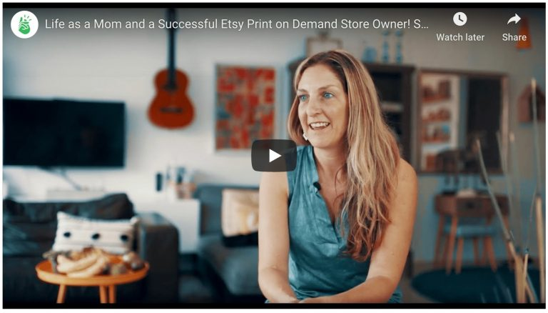 Print On Demand Successful POD Business With Printify