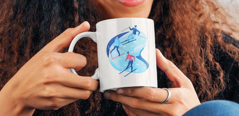 Winter Season Trending Products Custom Mugs