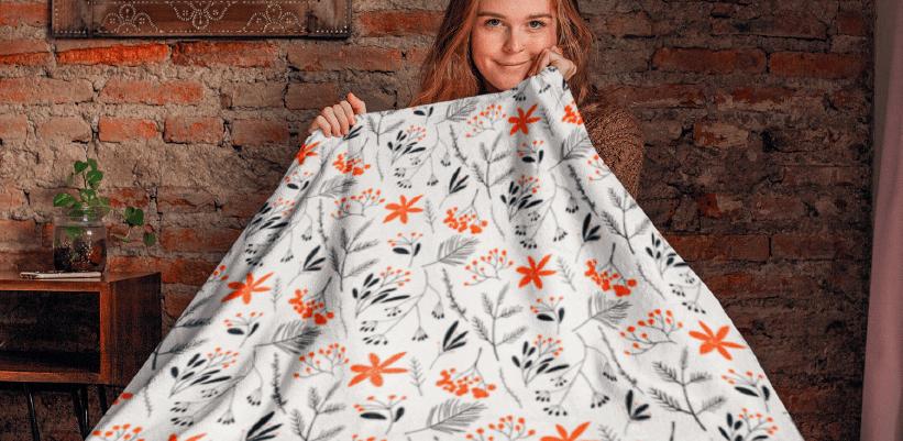 Winter Season Trending Products Hooded Blanket
