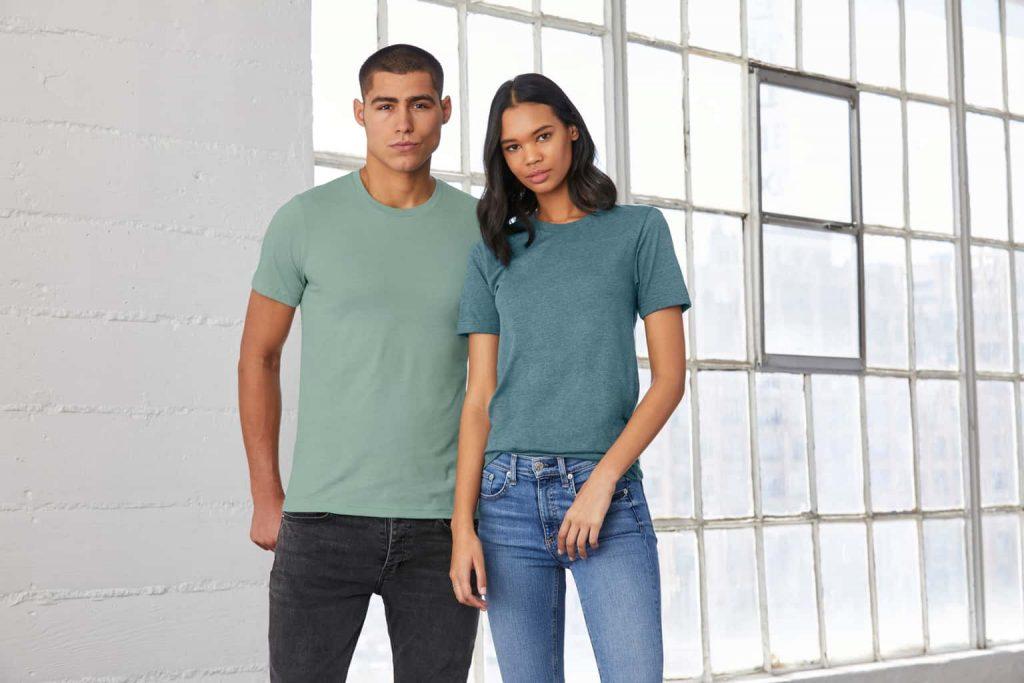 Bella Canvas 3001 Printify Review Shirt