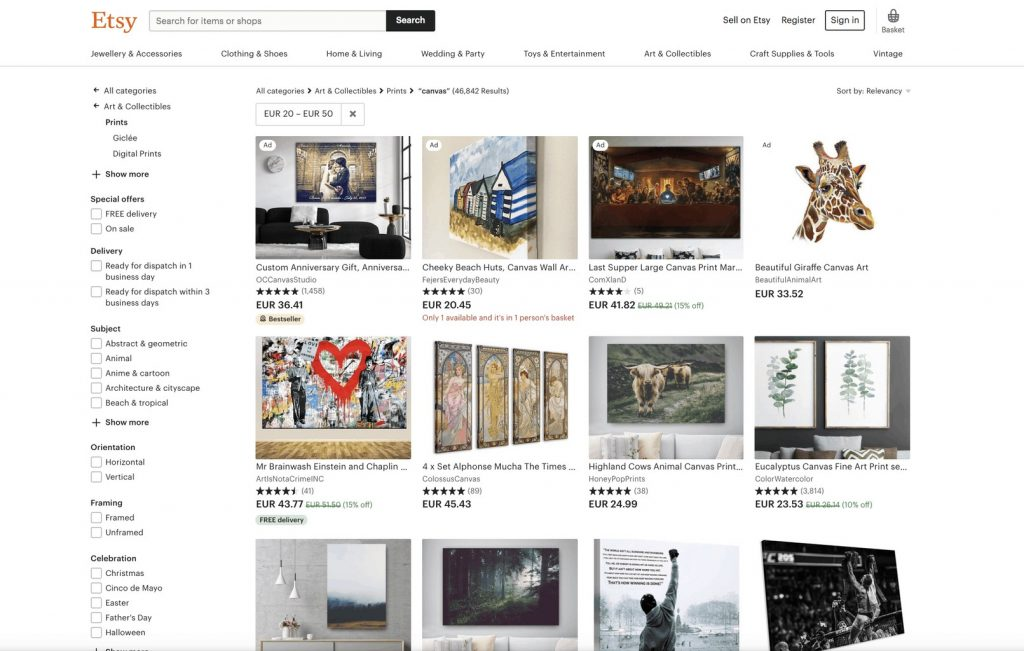 How To Sell Art Online New Markets