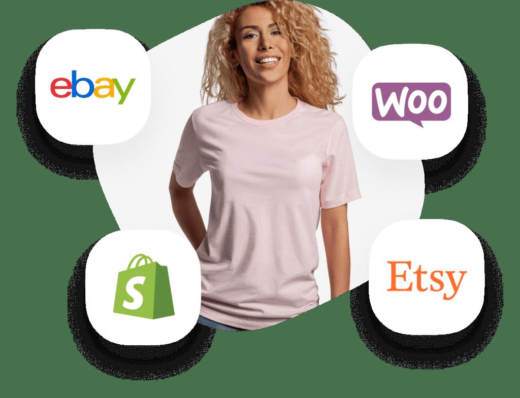How To Start a T-shirt Business Platforms
