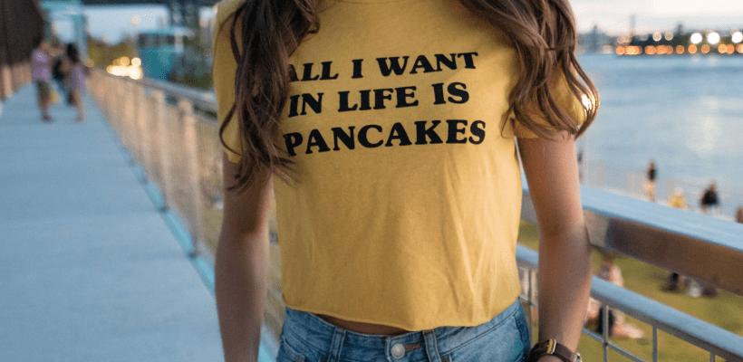 How To Start a T-shirt Business Womens Shirts