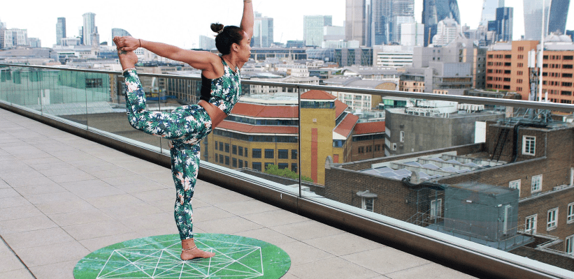 Print on Demand leggings is the New Black
