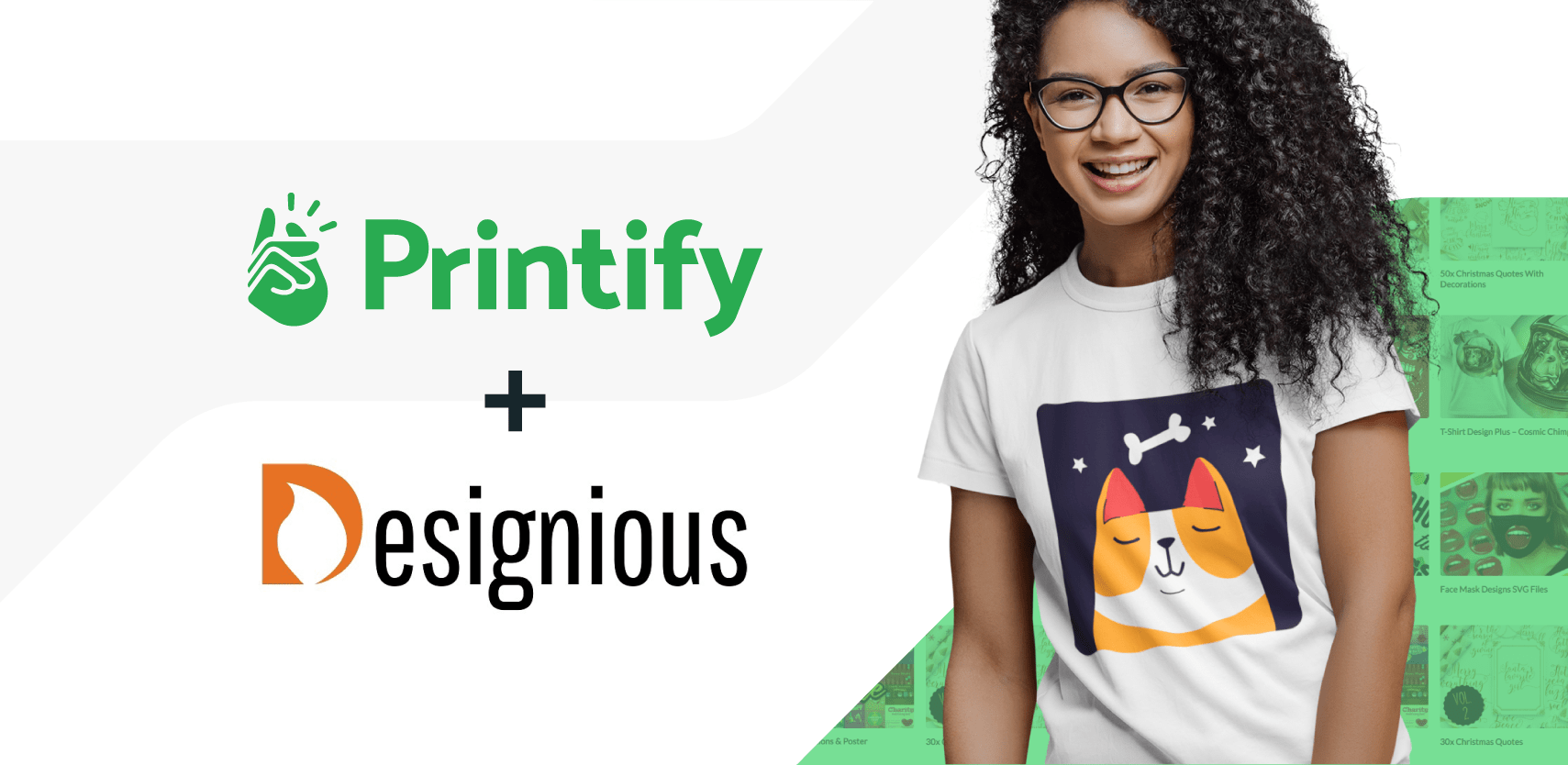 How to create products that sell with Designious and Printify