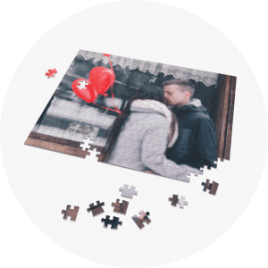 Valentines Day Unique Gifts Puzzle