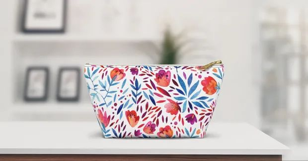 Custom Printify Accessory Bags