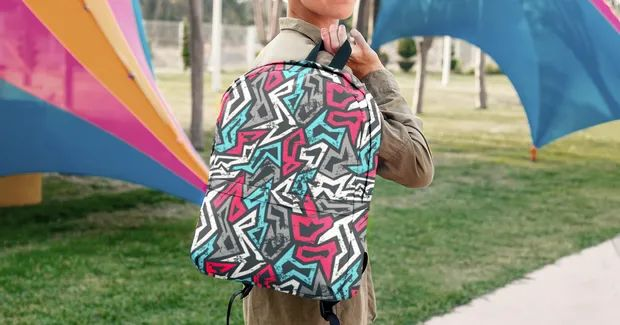Custom Printify Backpacks