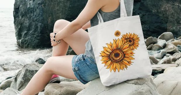 Custom Printify Tote Bags
