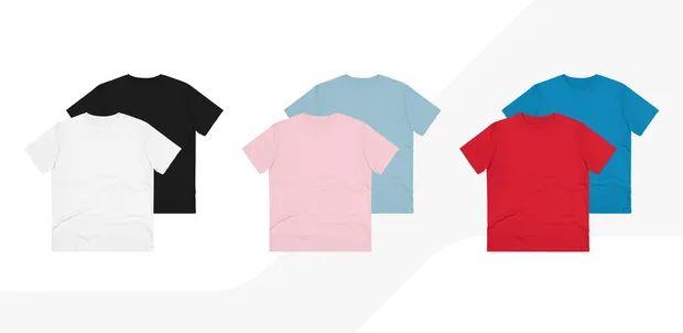 Best selling T-shirt Design Color