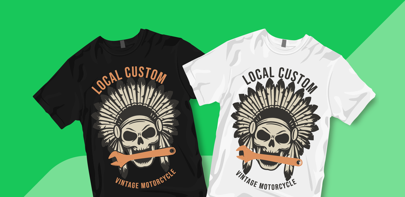 How to create a best-selling t-shirt design?