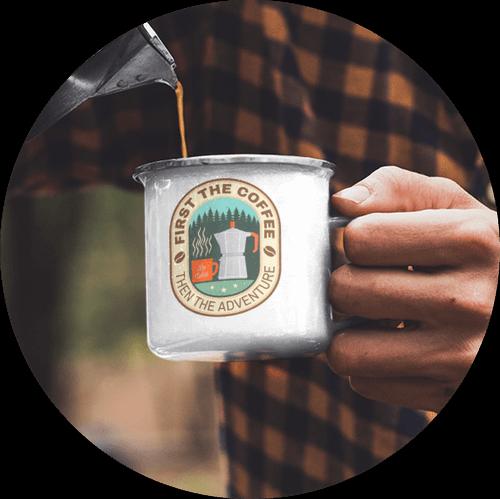 Custom Enamel Mug Profitable