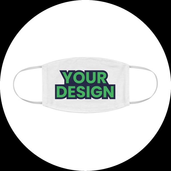 Custom Face Mask Your Design