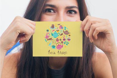 Custom Greeting Cards Printify