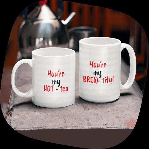 Custom Mugs Couples Mug
