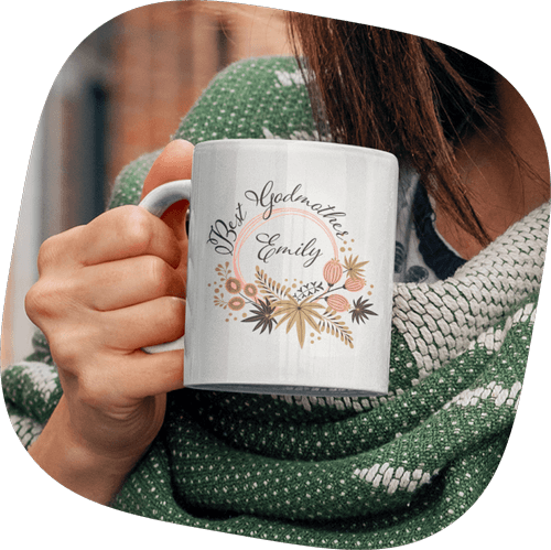 Custom Mugs Gift Mug