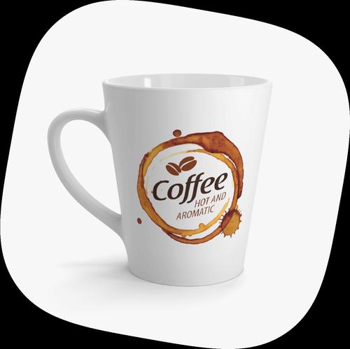 Custom Mugs Latte Mug