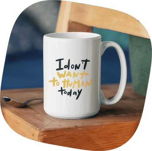 Custom Mugs Sarcastic Mug