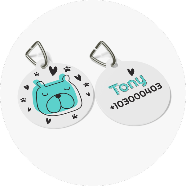 Custom Pet Tags Lost