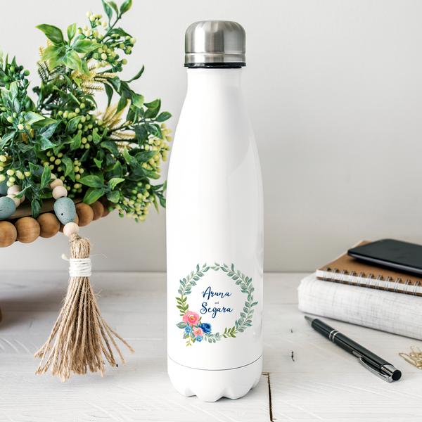 Custom Printed Water Bottles Celebratory