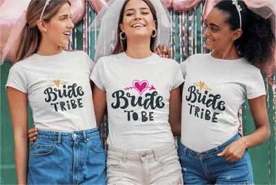 Custom Products Bachelorette Shirts Printify