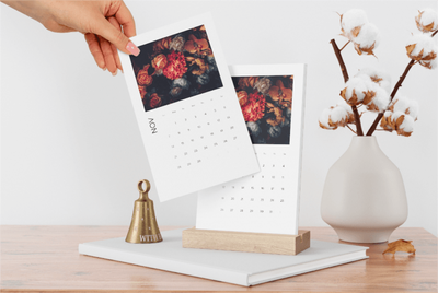 Custom Products Custom Calendars Printify