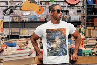 Custom Products Fantasy T-shirts Printify