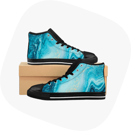 Flat printed Print Shoes Women/'s Girls Classic High Top Canvas with your own Photo Custom personalized Shoes Sneakers Graphic or Text