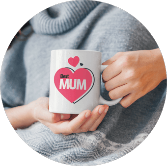 Mug 11oz Mothers Day Designs