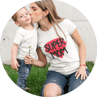 Unisex Jersey Short Sleeve Tee Mothers Day Designs