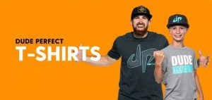Youtuber Merch Dude Perfect