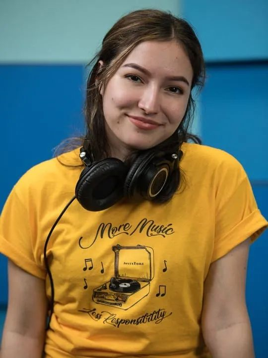 Youtuber Merch FBE Yellow Shirt