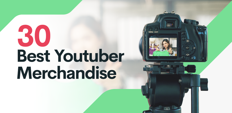 We analyzed the 30 Best Youtuber Merchandise: this is what we found