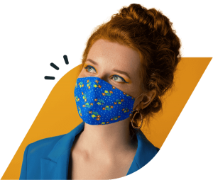 Custom Face Mask Print On Demand