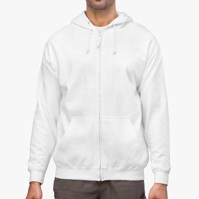 Custom Hoodies Australia Unisex Full Zip Hoodie