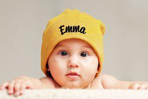 Custom Products Custom Baby Hats