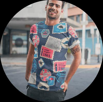 Make Your Own Shirt AOP Printing