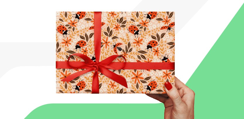 Personalized gift wrapping paper: What your online store is missing?