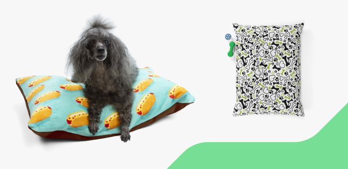 Personalized Pet Products Pet Bed