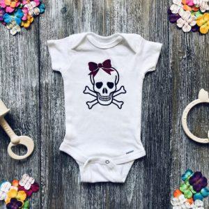 Baby Clothing Punk Rock