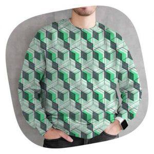 Custom Sweatshirts AOP